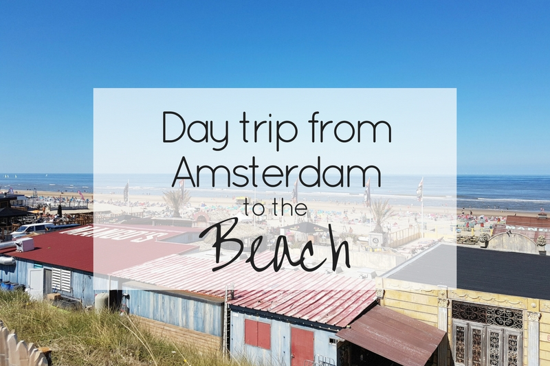 Day trip from Amsterdam to the beach