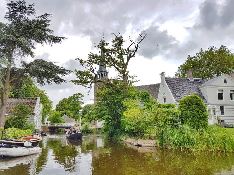 Memorable airbnbs around Amsterdam