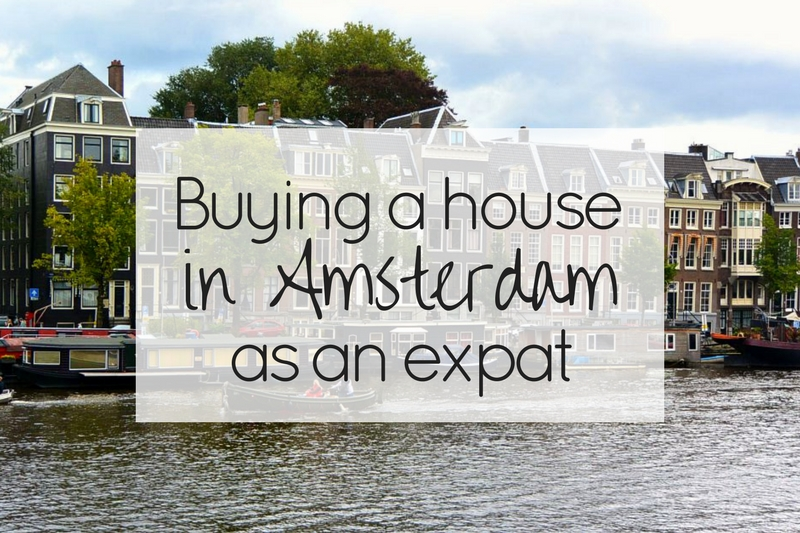 Buying a house in Amsterdam as an expat