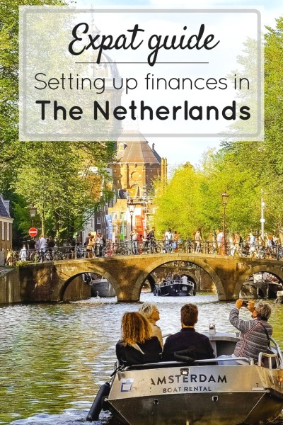 set up finances in the netherlands