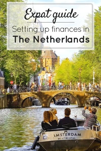 set up finances in the netherlands