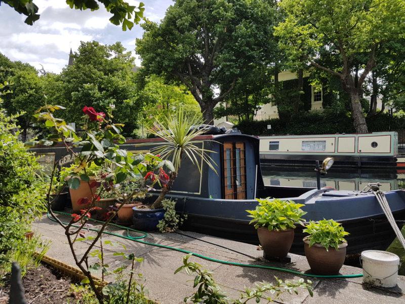 Weekend trips from Amsterdam: London - Little Venice