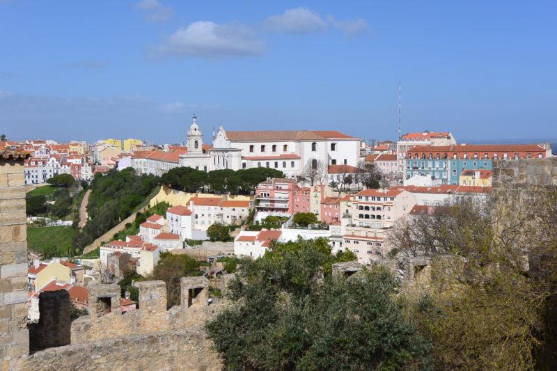 Weekend trip from Amsterdam: Lisbon, Portugal