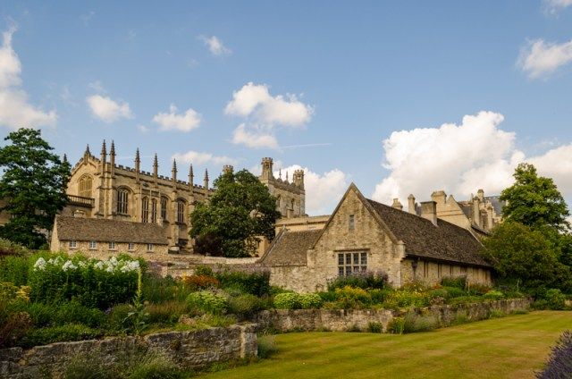 Oxford - quick trip from London