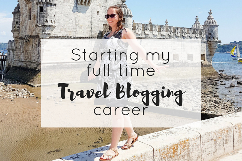 Career change: I'm now a full-time blogger