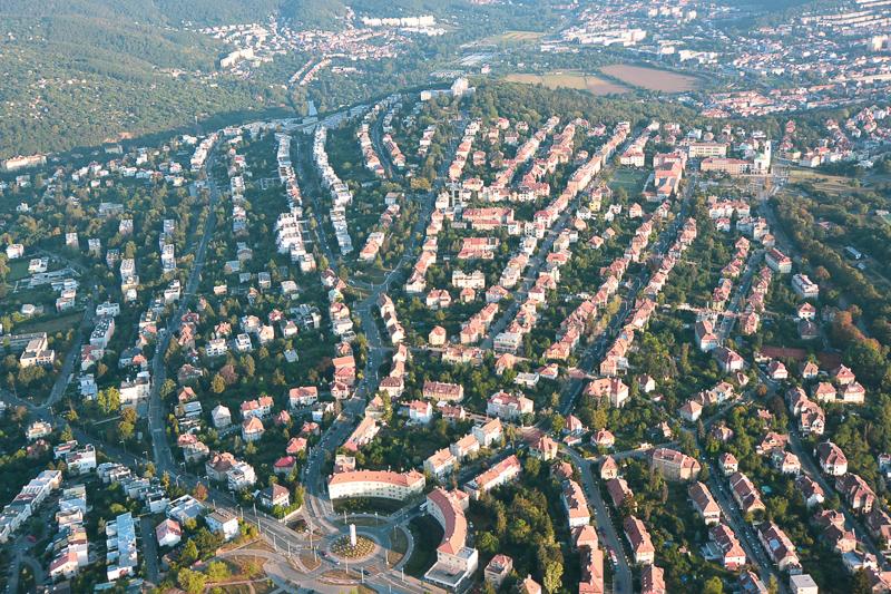 Brno neighborhood