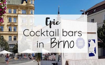 Cocktail bars in brno