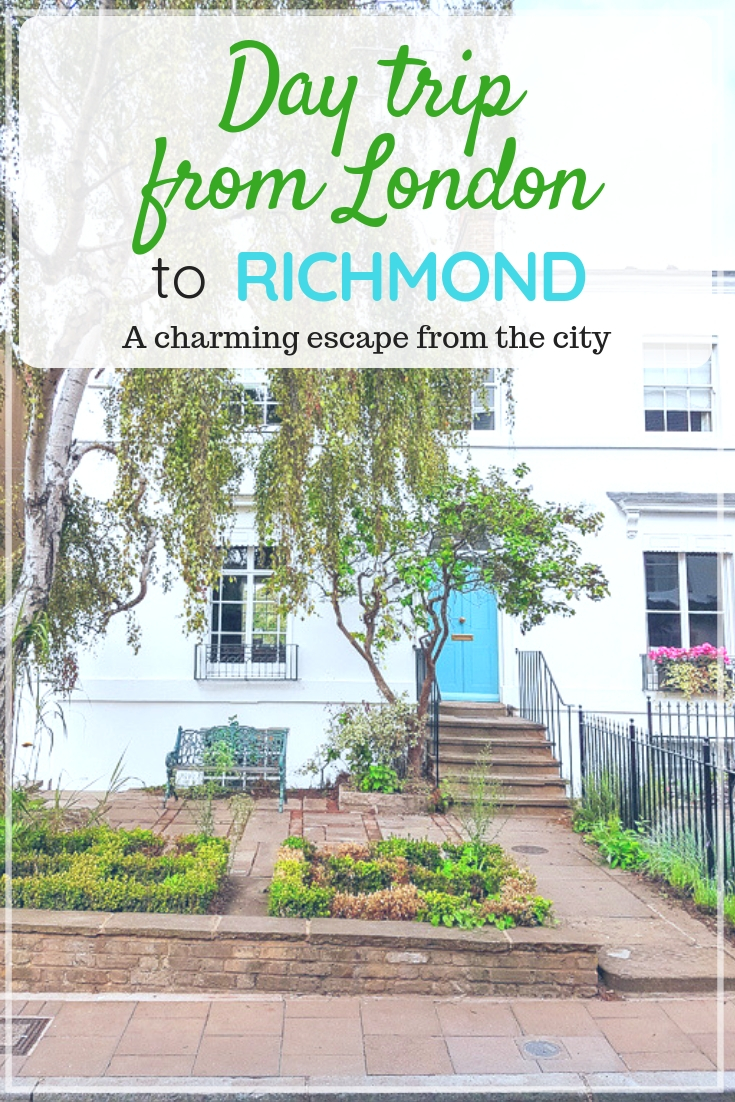 A day trip to Richmond from London