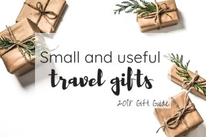 useful travel gifts guide