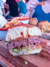 Smokin' Barrels burger -- Smokin' Barrels, Amsterdam, Netherlands