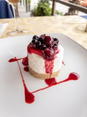 Jane's Famouus Cheesecake -- Tmun Mgarr, Gozo, Malta