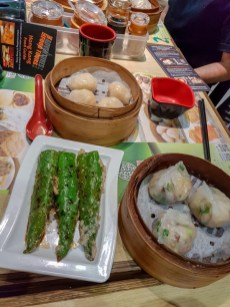 Dim Sum -- Eating Adventures Food tour-- Hong Kong