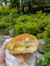 Pineapple Bun -- Kam Fung Cafe, Hong Kong