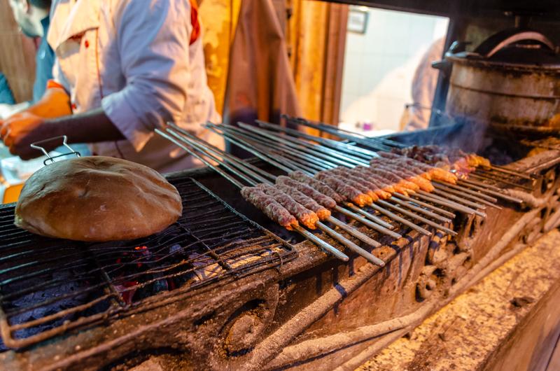 moroccan hamburger