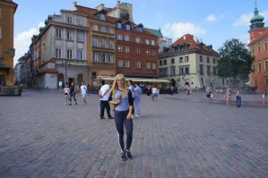 Agness in Warsaw