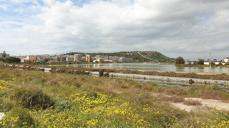 Park in Cagliari