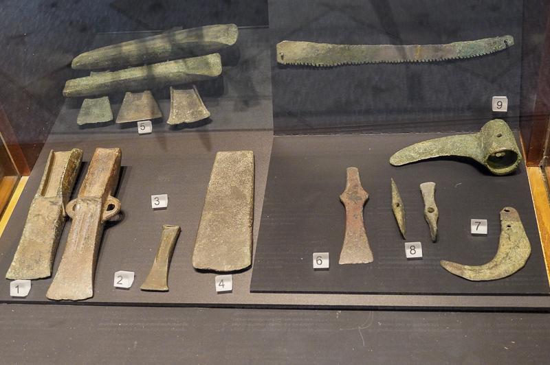 Cagliari archeological museum