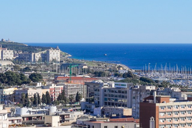 another view of Cagliari