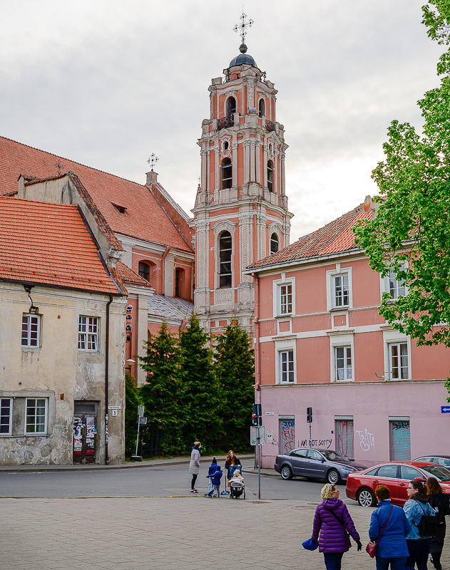 Vilnius vertical