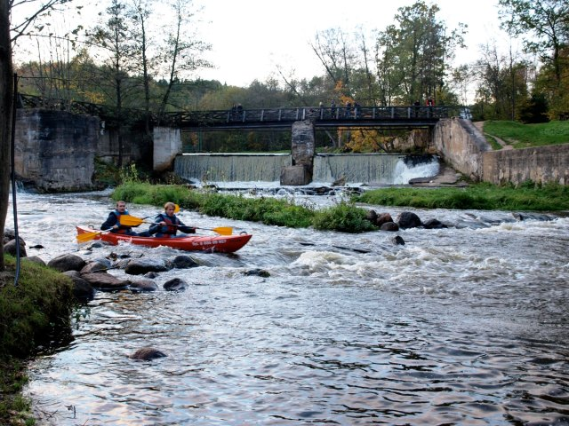 Tinggly Vilnius Kayak Experience: Photo courtesy of Tinggly