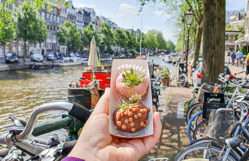 Where to find the best desserts in Amsterdam