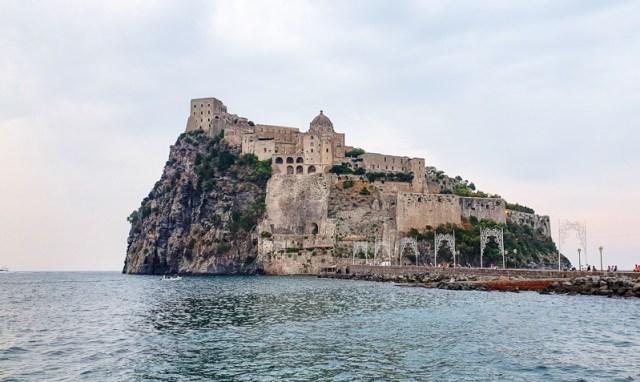 Castle Aragonese