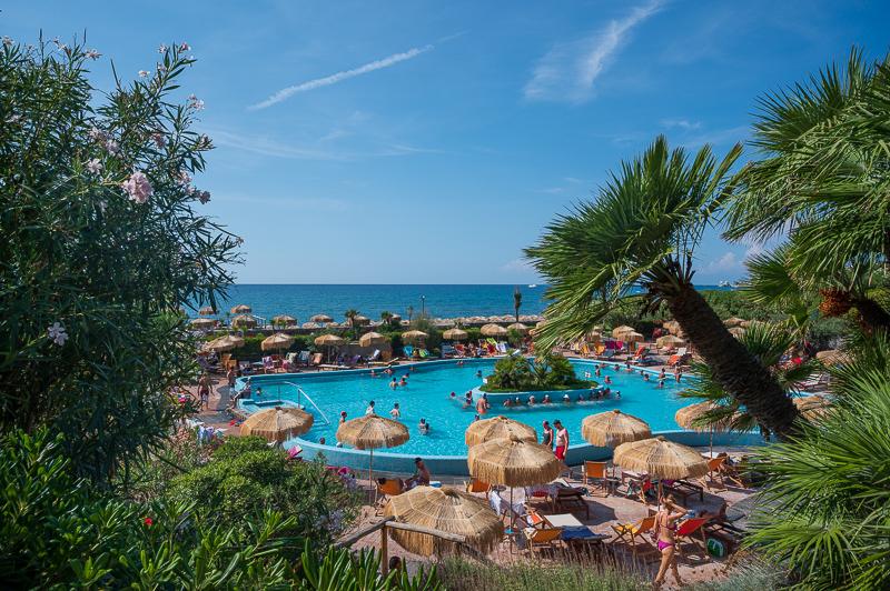 Giardini Poseidon pools