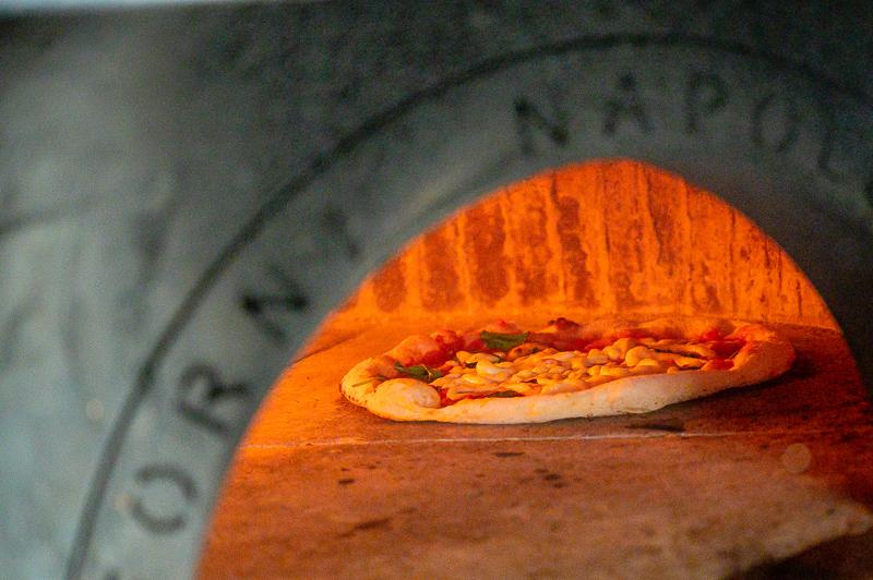 My pizza baking