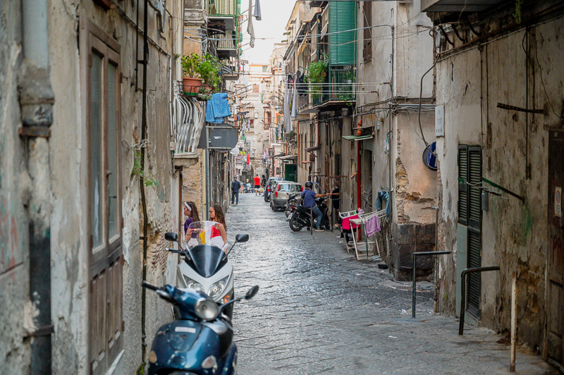 Naples street 2