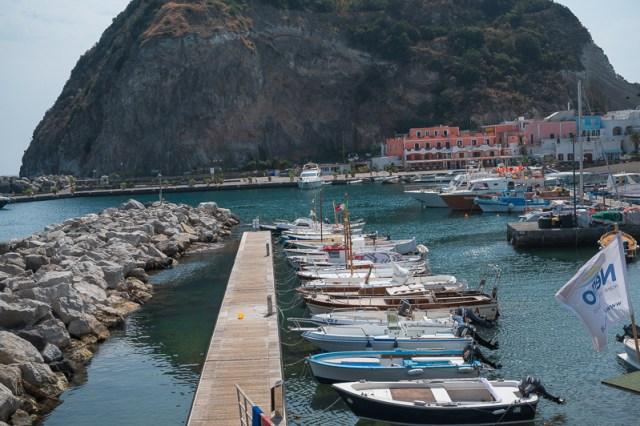 Sant Angelo boats