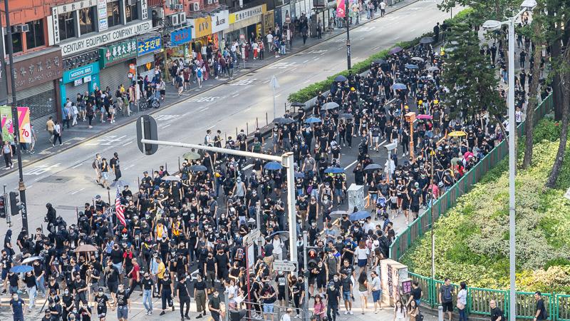 HK protests 1