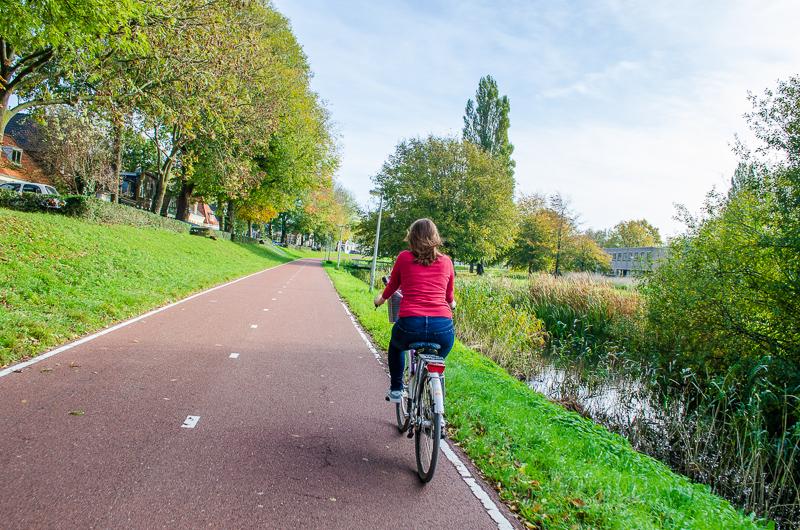 Jess cycling