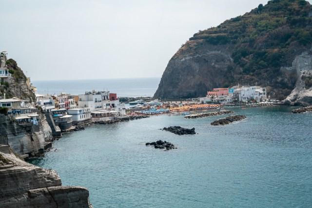 Ischia town
