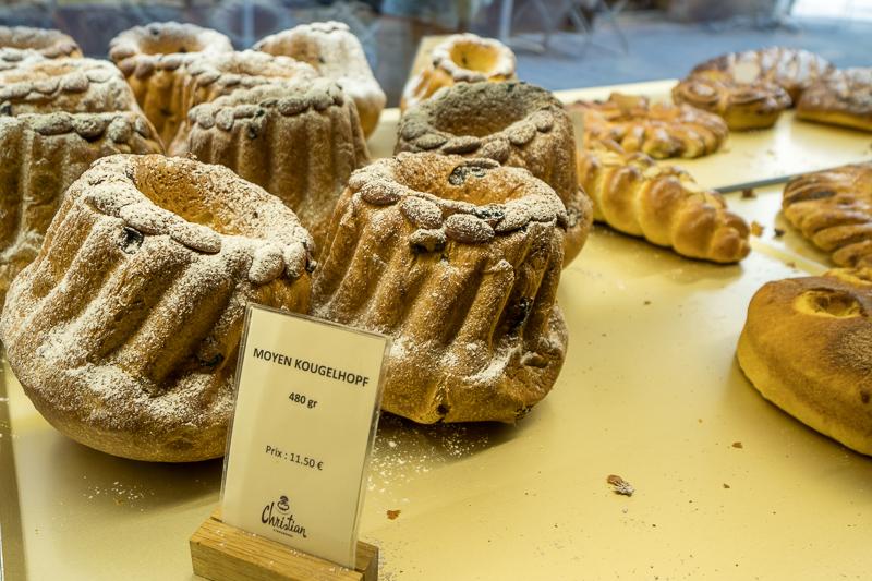 kougelhopf in strasbourg food tour