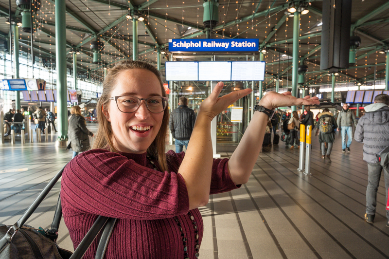 Airport Transit Guide: Amsterdam Airport to Rotterdam