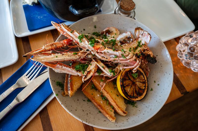 Crayfish in Gothenburg - Big 5