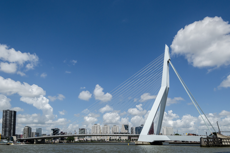 Rotterdam to Amsterdam: Day trip with a full-day itinerary