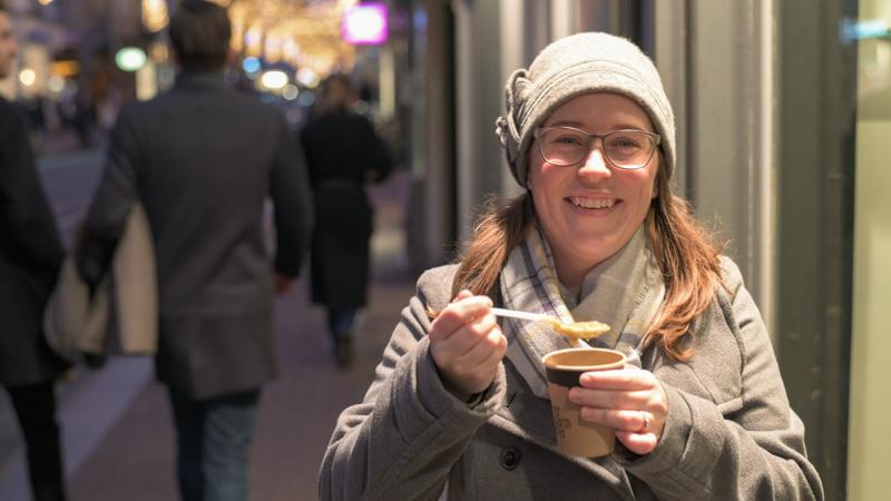 Eating Europe Amsterdam Light Festival Tour