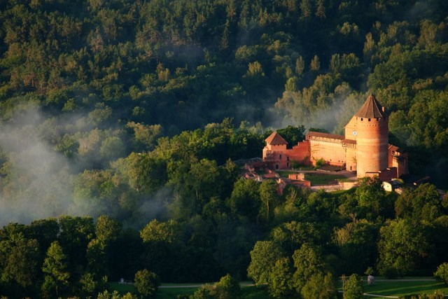 Turaida Castle, Gauja National Park