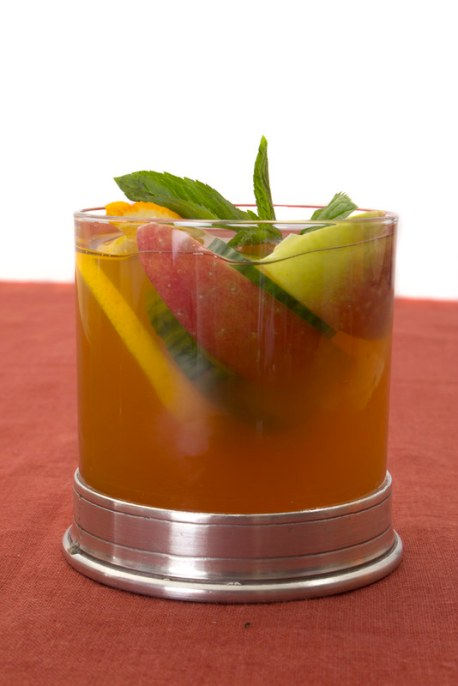 Pims cocktail: photo by Didriks