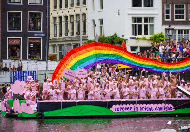 Amsterdam Pride 2019