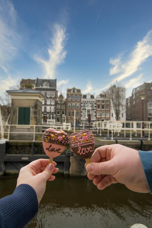 Polaberry treats in Amsterdam