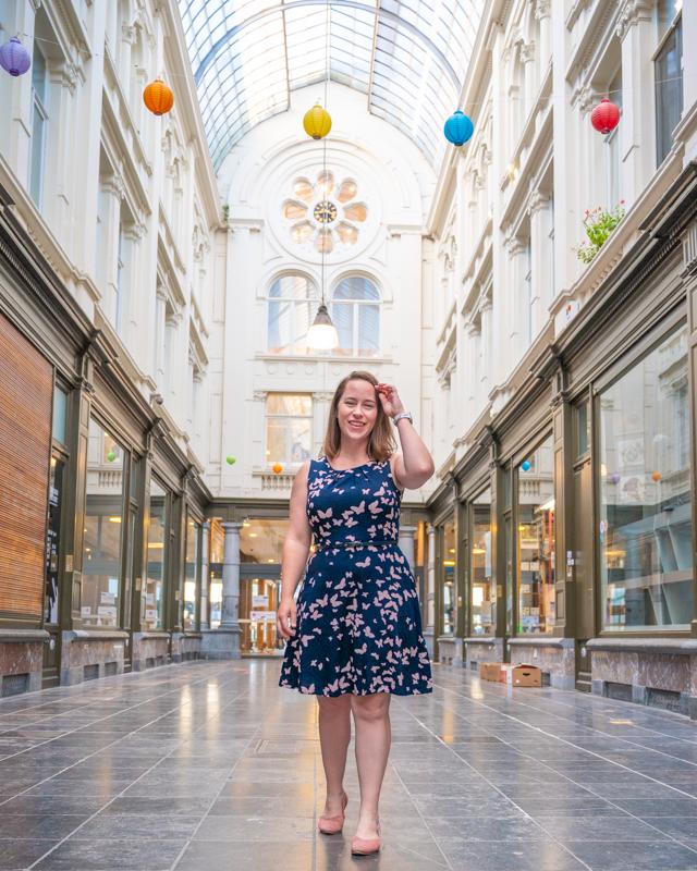 Jessica in Charleroi
