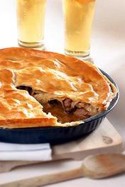 CLASSIC DISHES - Steak and Kidney Pie | Yes Chef!
