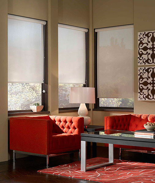 Ultraviolet Window Shades