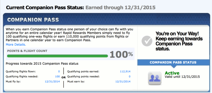2014 comp pass complete