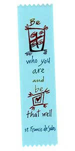 Be who you are and be that well