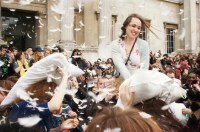 International Pillow Fight Day 2018 - National Awareness ...