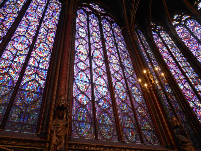 Sainte Chapelle // Paris, France