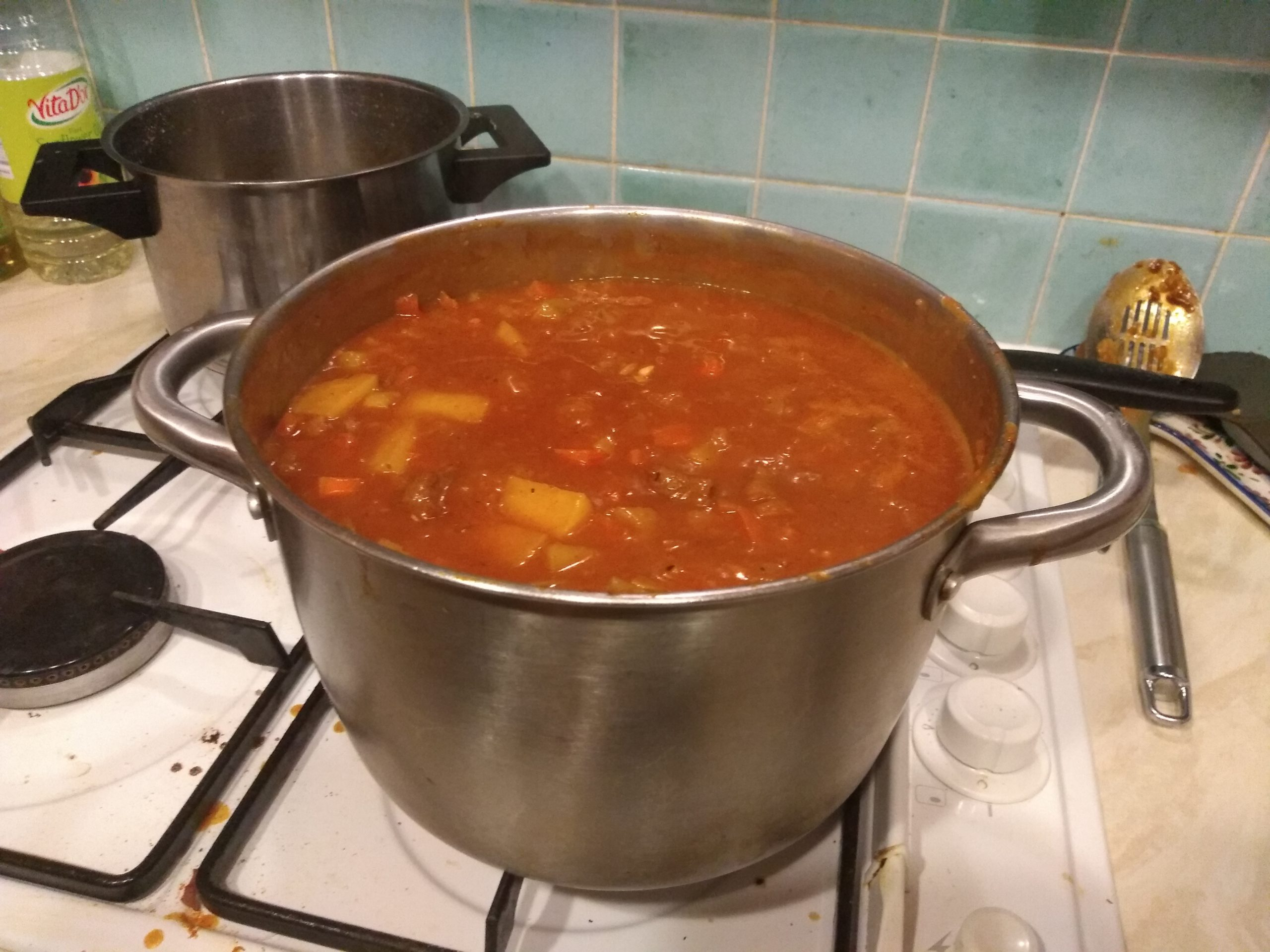 Recipe Hungarian Goulash Away With Maja